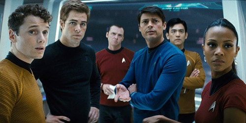 star trek new cast