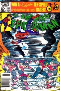Amazing Spider-Man #222