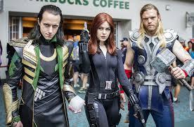 Thor cast